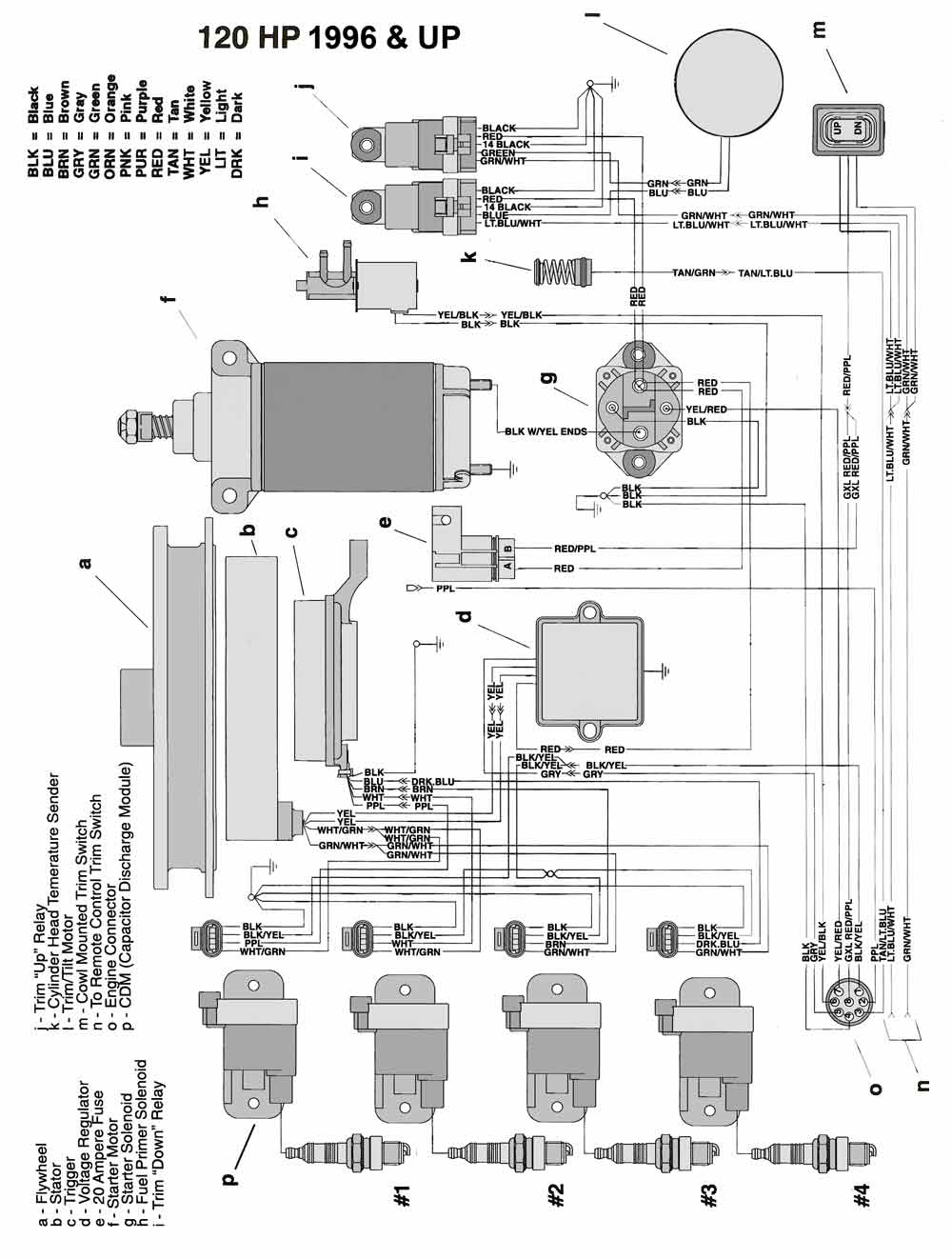Force Outboard Wiring Diagram Another Blog About 50 Harness Diagrams 40 Evinrude Get Free Image Hp