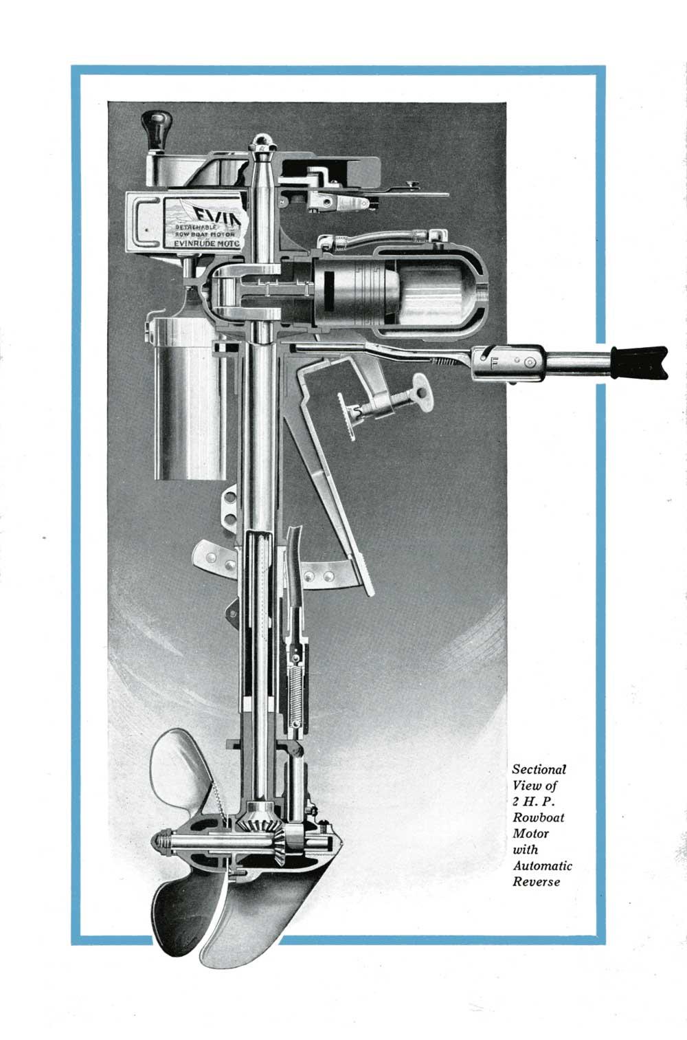 1919 Evinrude Sales Brochure