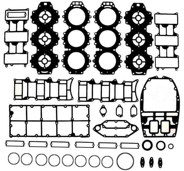 Yamaha Outboard Engine Gasket Kits Mastertech Marine